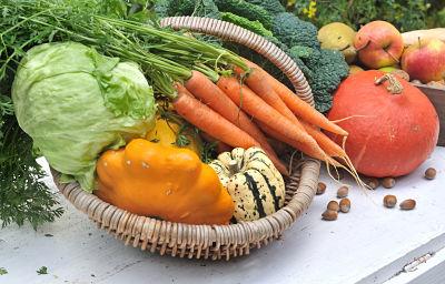 Productos de temporada, la base de nuestras chuches saludables